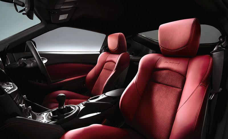 Nissan 370Z 40th Anniversary: speciální vydání pro USA: - fotka 1
