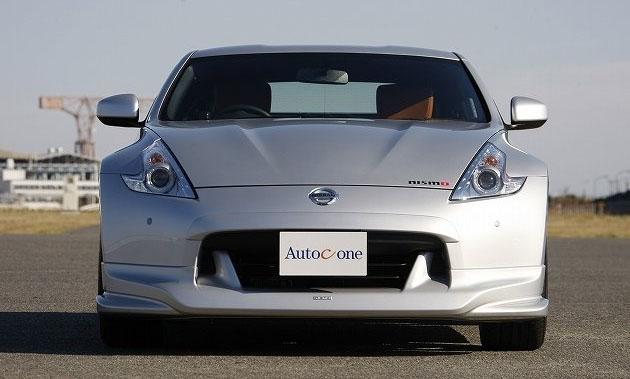 Nissan 370Z S-Tune: zetko s továrním aerokitem: - fotka 1