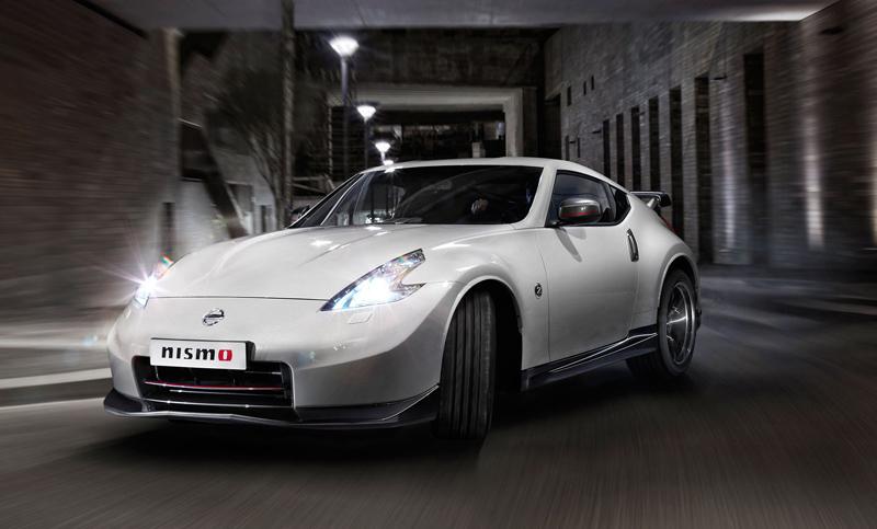 Za volantem: Nissan 370Z Nismo: - fotka 11