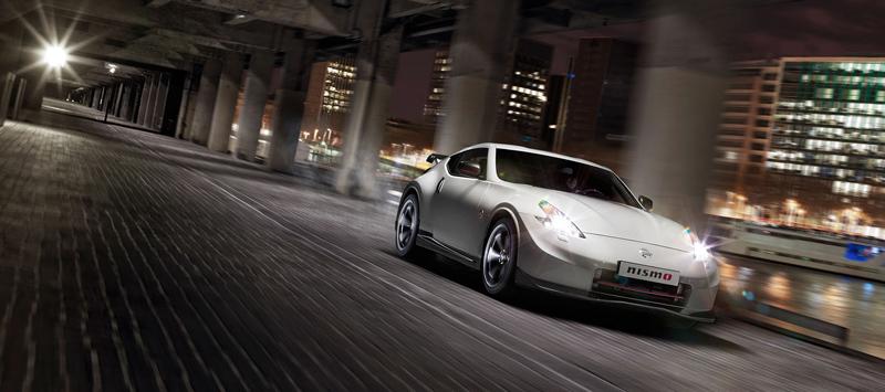 Za volantem: Nissan 370Z Nismo: - fotka 12