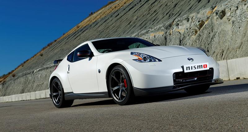Za volantem: Nissan 370Z Nismo: - fotka 10