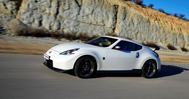 Za volantem: Nissan 370Z Nismo: - fotka 18