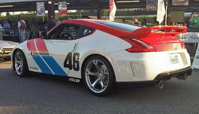 Tým BRE: další závoďák do party, tentokráte Nissan 370Z: - fotka 5