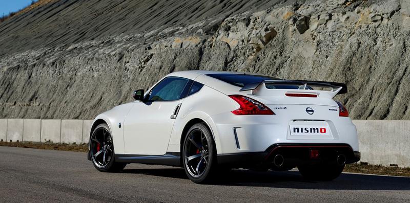 Za volantem: Nissan 370Z Nismo: - fotka 31