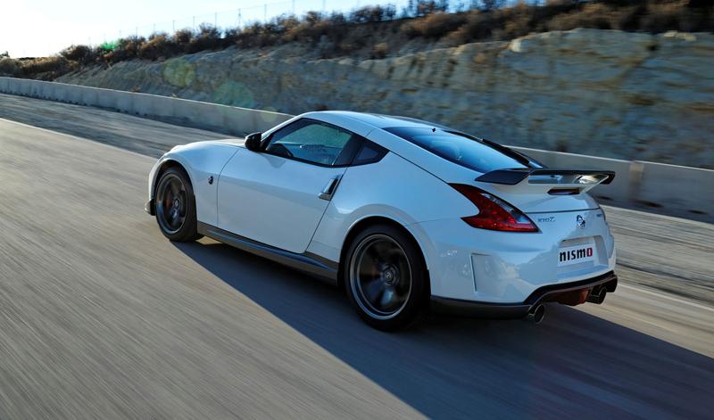 Za volantem: Nissan 370Z Nismo: - fotka 32