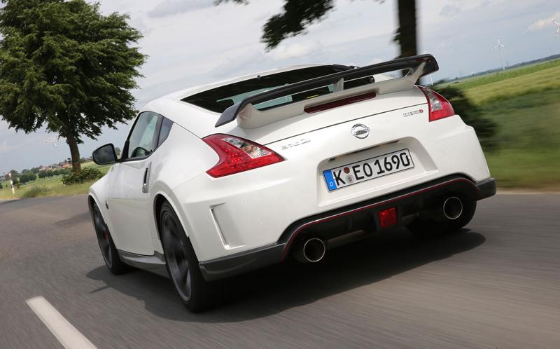 Za volantem: Nissan 370Z Nismo: - fotka 35