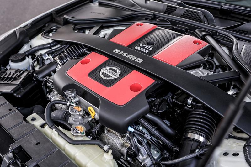 Za volantem: Nissan 370Z Nismo: - fotka 36