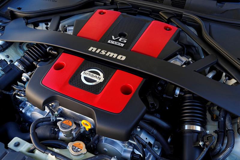 Za volantem: Nissan 370Z Nismo: - fotka 37