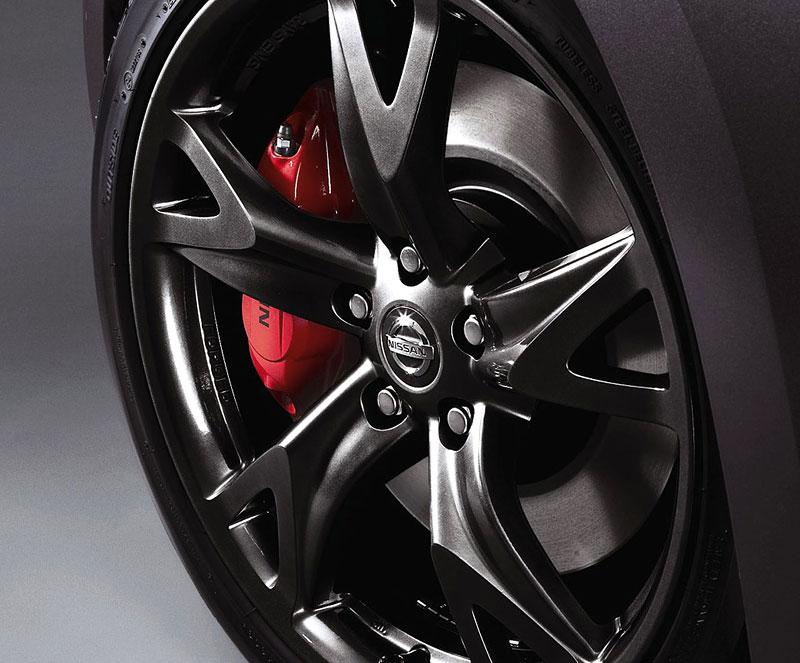 Nissan 370Z 40th Anniversary: speciální vydání pro USA: - fotka 5