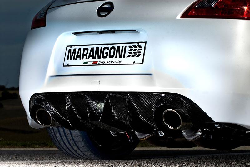 Marangoni 370 Z-Hydro: tuning pod hlavičkou výrobce pneumatik: - fotka 27