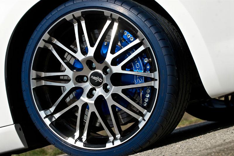 Marangoni 370 Z-Hydro: tuning pod hlavičkou výrobce pneumatik: - fotka 29