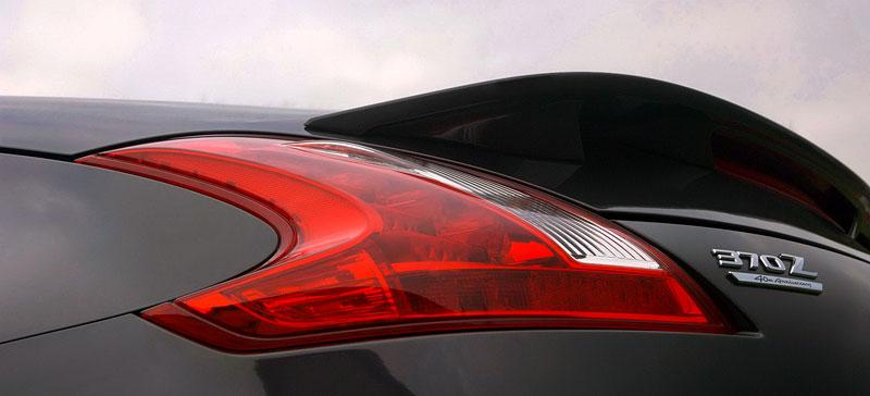 Nissan 370Z Black Edition: výroční model pro Evropu: - fotka 14