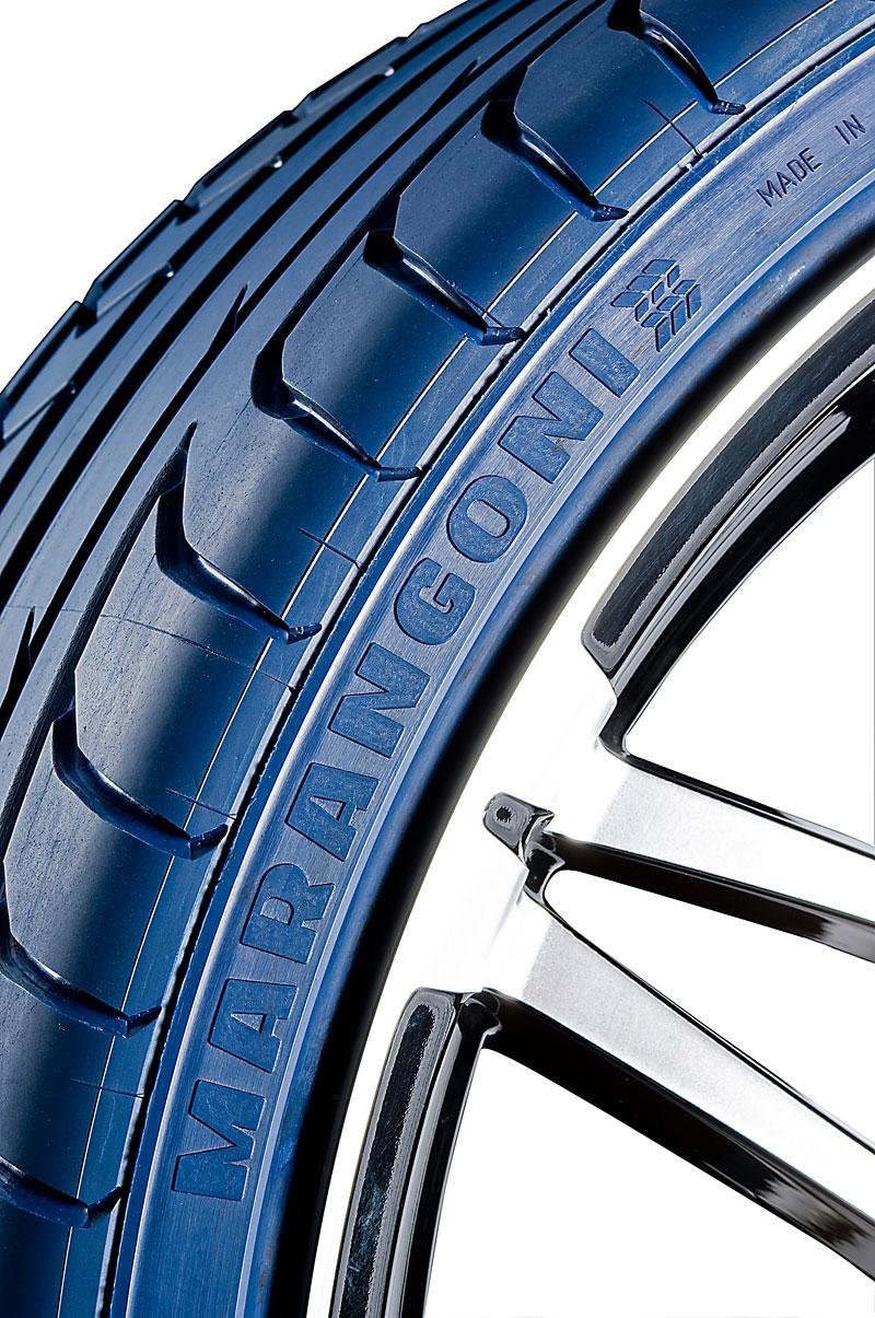 Marangoni 370 Z-Hydro: tuning pod hlavičkou výrobce pneumatik: - fotka 37