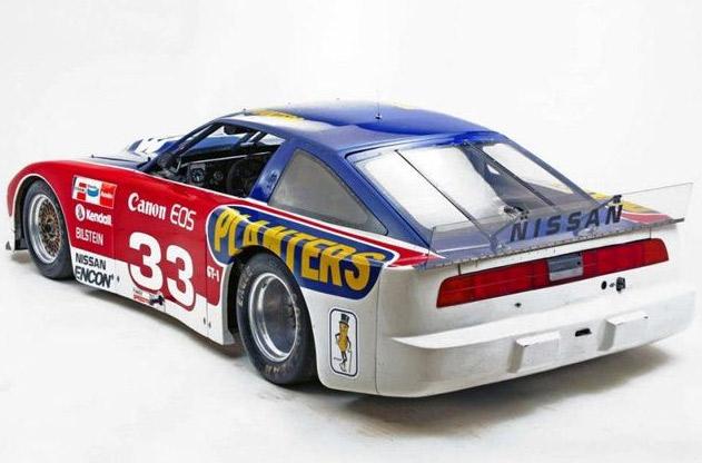 Nissan 300ZX 2+2 IMSA GTO po Paulu Newmanovi na prodej: - fotka 7