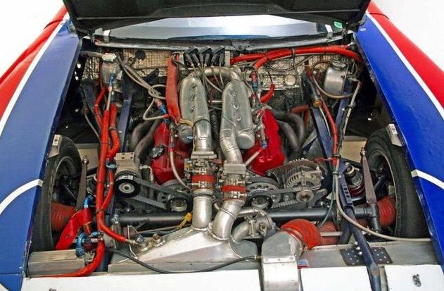 Nissan 300ZX 2+2 IMSA GTO po Paulu Newmanovi na prodej: - fotka 8