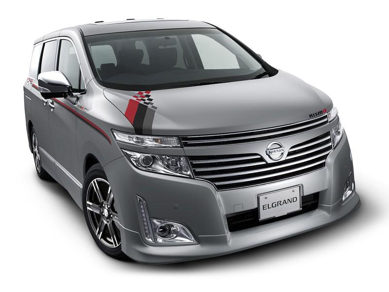 Tokyo Auto Salon 2011: devět novinek Nissanu: - fotka 3