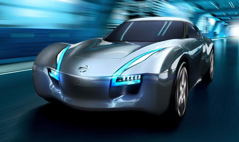 Nissan Esflow: koncept sportovního elektromobilu pro Ženevu: - fotka 1