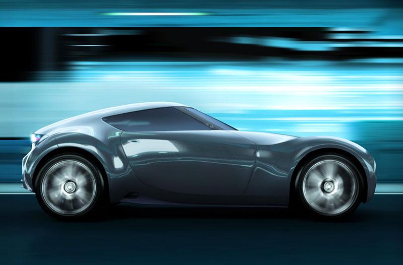 Nissan Esflow: koncept sportovního elektromobilu pro Ženevu: - fotka 2