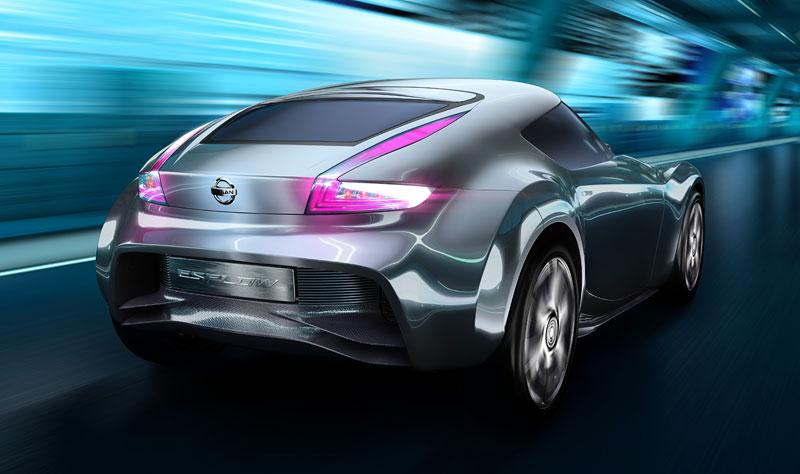 Nissan Esflow: koncept sportovního elektromobilu pro Ženevu: - fotka 3