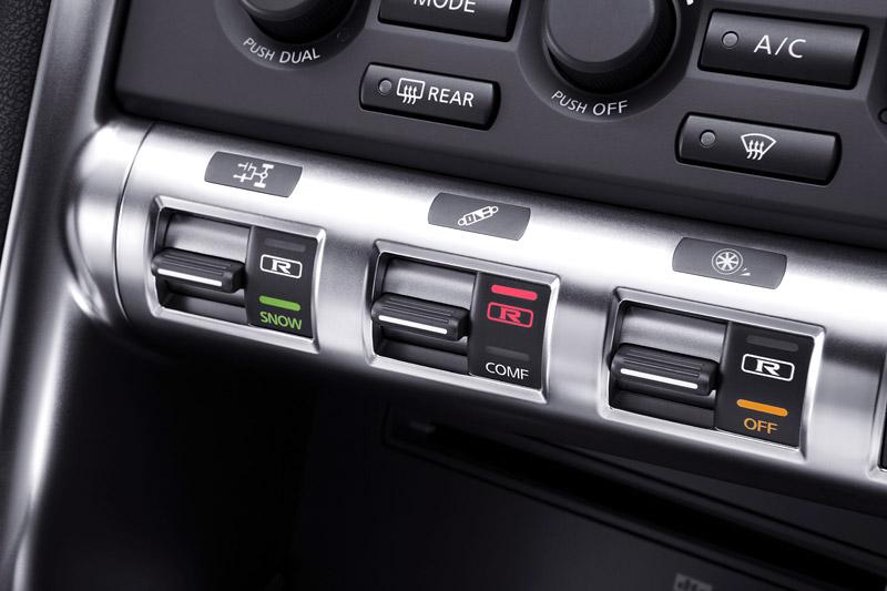 Pod lupou: Nissan GT-R – Megacloumák: - fotka 3
