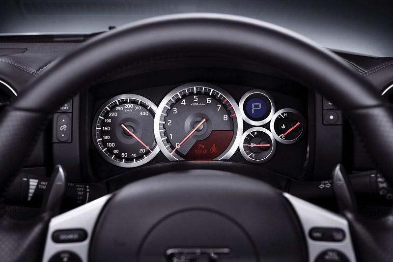 Nissan GT-R: do nového roku výkonnější: - fotka 1