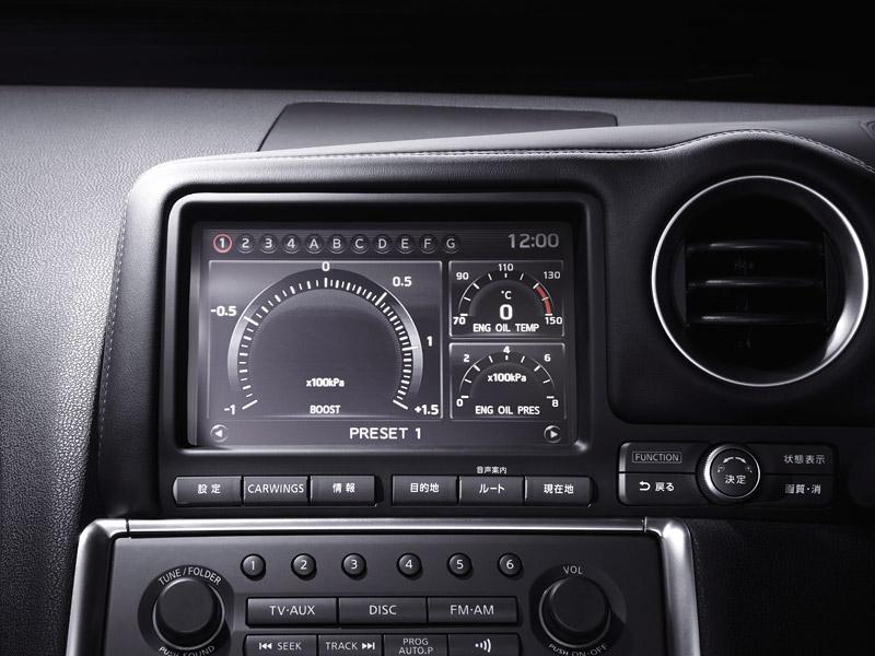 Pod lupou: Nissan GT-R – Megacloumák: - fotka 12
