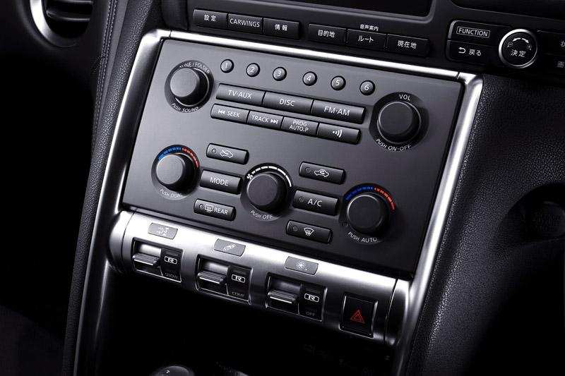 Nissan GT-R: do nového roku výkonnější: - fotka 17
