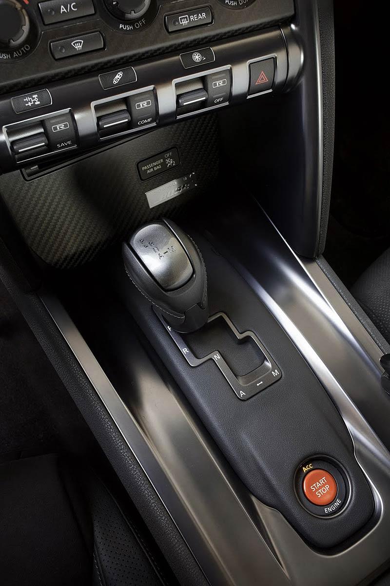Nissan GT-R: fotogalerie verze modelového roku 2011: - fotka 10