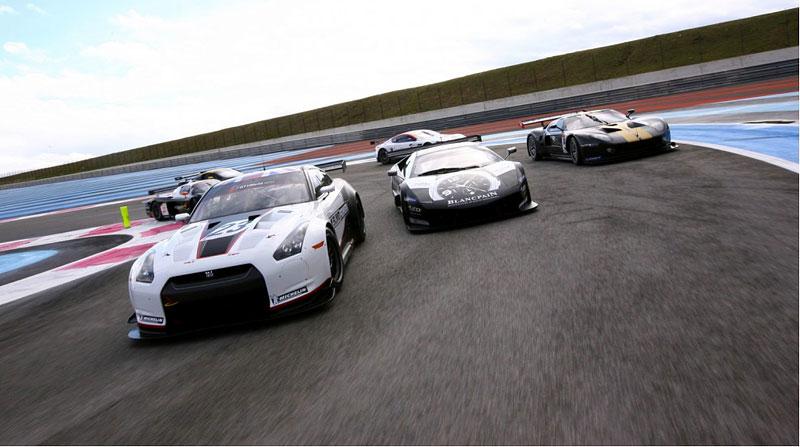 Nissan GT-R: letošní speciál pro FIA GT1 představen: - fotka 1