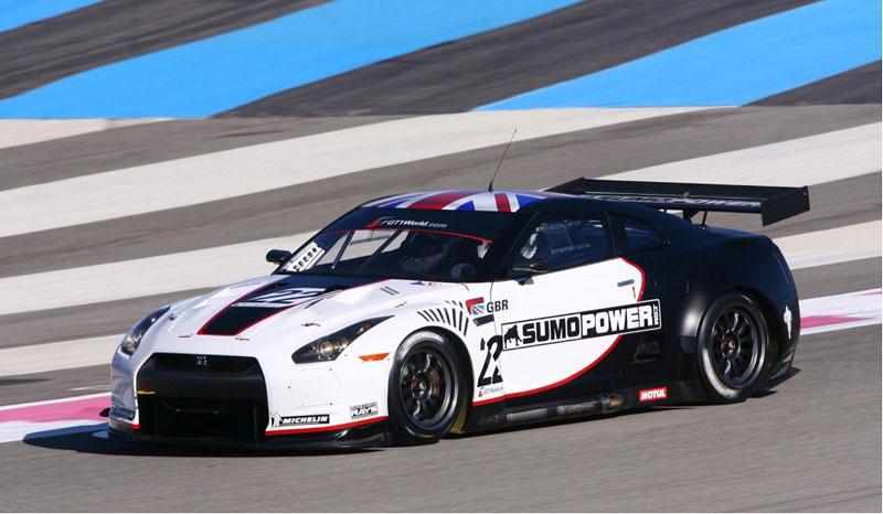 Nissan GT-R: letošní speciál pro FIA GT1 představen: - fotka 2