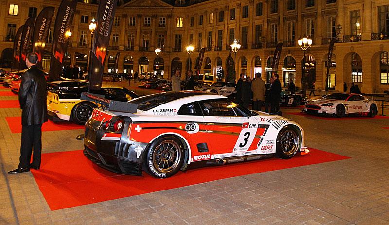 Nissan GT-R: letošní speciál pro FIA GT1 představen: - fotka 7