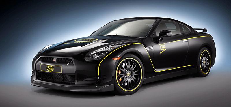 Cobra N+: ještě svižnější Nissan GT-R!: - fotka 1
