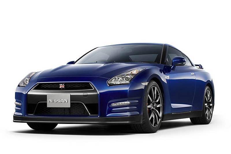 Nissan GT-R: fotogalerie verze modelového roku 2011: - fotka 12