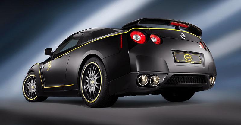 Cobra N+: ještě svižnější Nissan GT-R!: - fotka 3