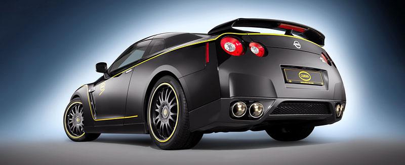 Cobra N+: ještě svižnější Nissan GT-R!: - fotka 5