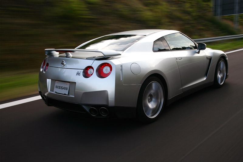 GT-R nebude jediným nadupaným Nissanem?: - fotka 32