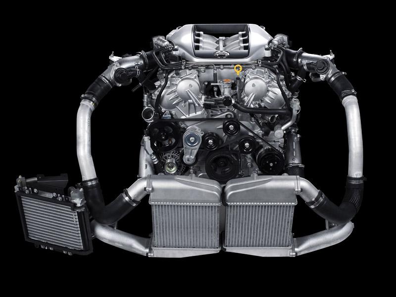 Nissan odstraní z GT-R systém Launch Control: - fotka 35