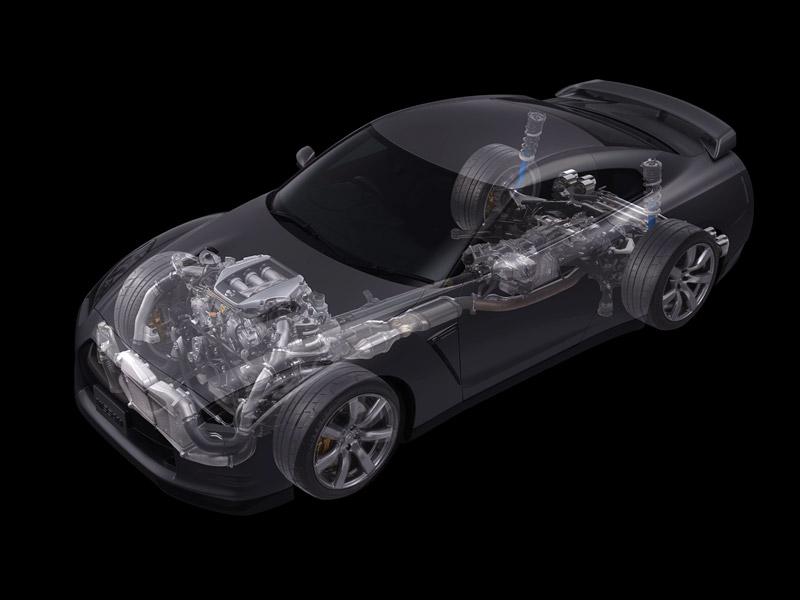Nissan GT-R: do nového roku výkonnější: - fotka 44