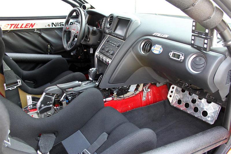 Stillen Nissan GT-R: 620 koní pro Targa Rally: - fotka 2