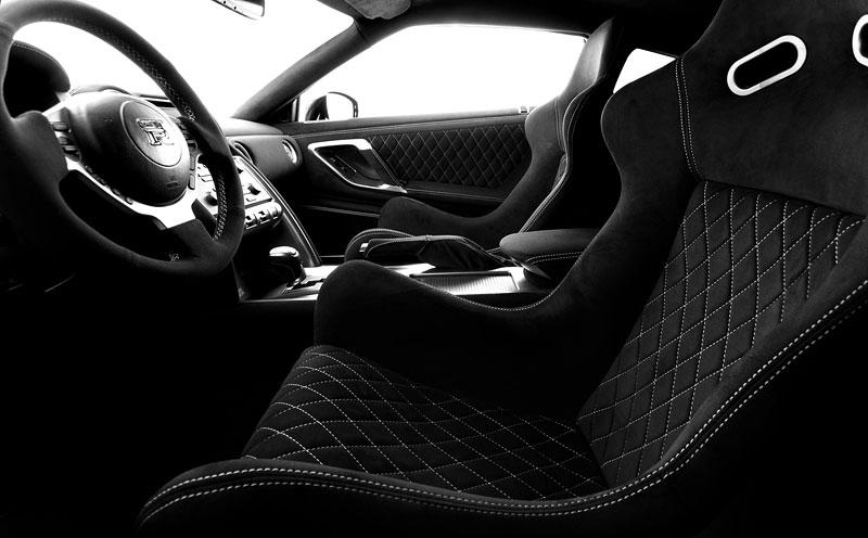 Umbrella Nissan GT-R: nečekejte na Egoista: - fotka 2