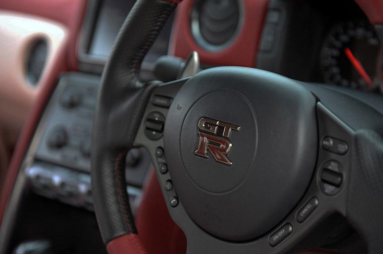 Nissan GT-R Egoist: je libo růžovou?: - fotka 1