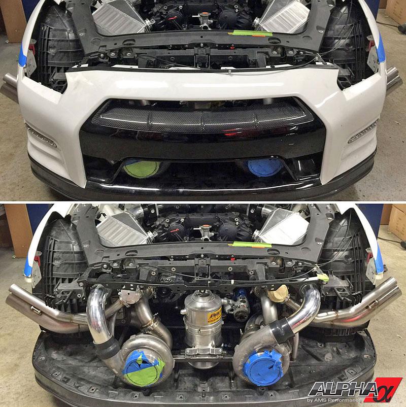 "Nissan GT-R ""Alpha G"