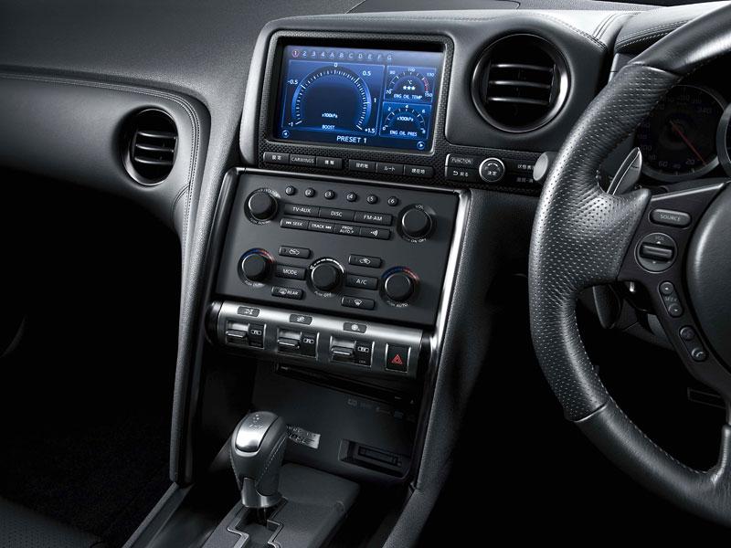 Nissan GT-R SpecV oficiálně: více karbonu, více rychlosti: - fotka 4