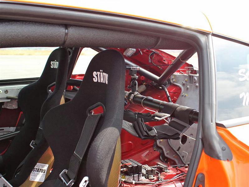 Stillen Nissan GT-R: 620 koní pro Targa Rally: - fotka 4