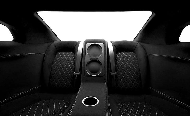 Umbrella Nissan GT-R: nečekejte na Egoista: - fotka 4