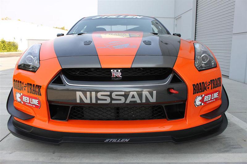 Stillen Nissan GT-R: 620 koní pro Targa Rally: - fotka 7