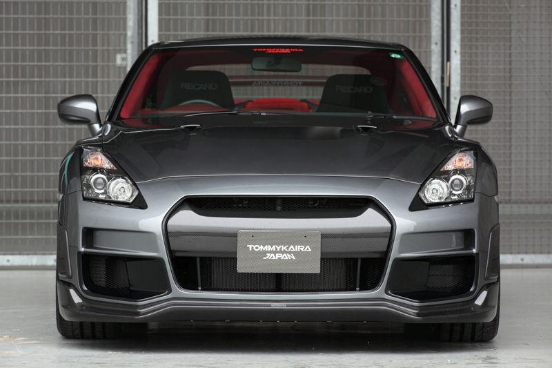 Nissan GT-R: Tommy Kaira představuje svůj R35: - fotka 1