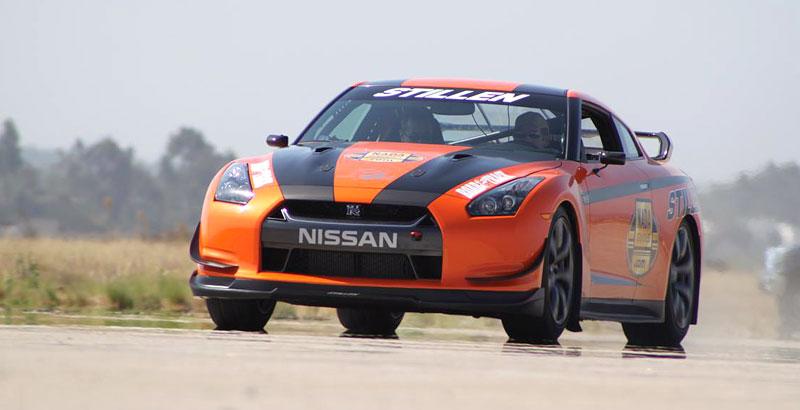 Stillen Nissan GT-R: 620 koní pro Targa Rally: - fotka 8