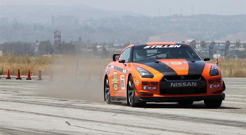 Stillen Nissan GT-R: 620 koní pro Targa Rally: - fotka 9
