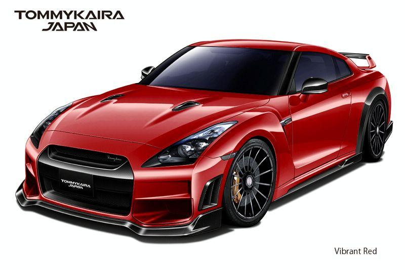 Nissan GT-R: Tommy Kaira představuje svůj R35: - fotka 3
